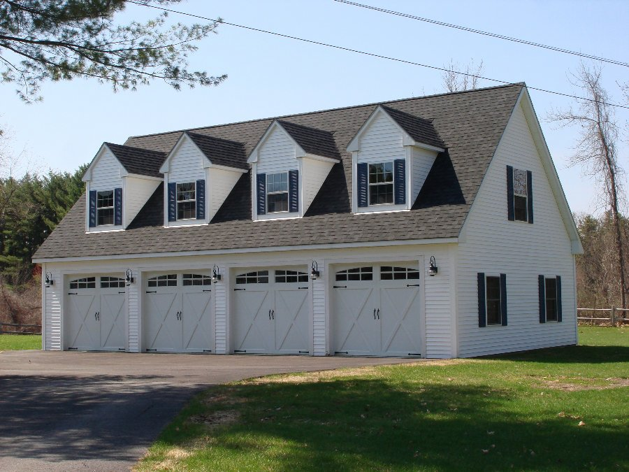 Garage packages maine 15 photo gallery home plans for Maine home building packages